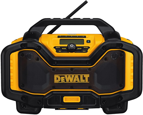 Dewalt DCR025 Cordless Bluetooth Radio