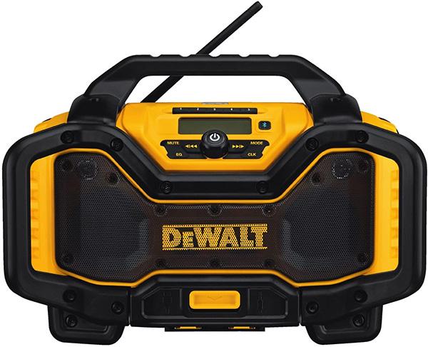 Dewalt DCR025 Cordless Bluetooth Radio