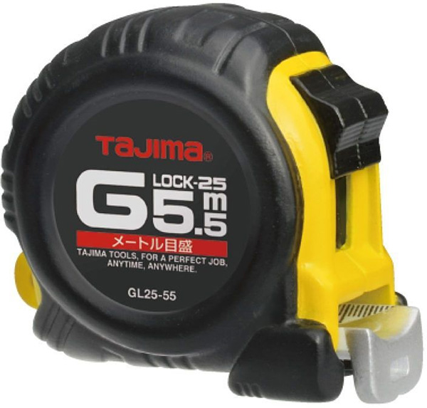 Japanese DIY Tools Miniatures Set Tajima Tape Measure