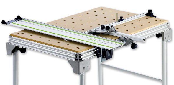 My DIY Multi-Function Table - Part 1 Goals and the Frame - Festool MFT