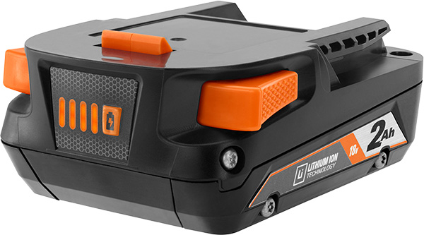 Ridgid 18V SubCompact Cordless Power Tools Launch 2020 2Ah Battery