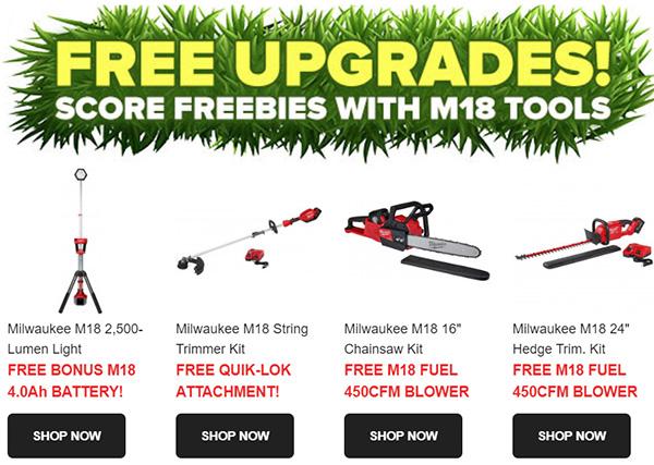 Tool Nut Spring Black Friday 2020 Milwaukee M18 Tool Deals V2