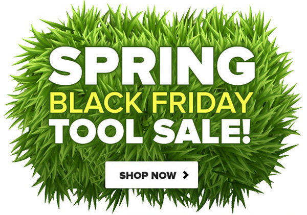 Tool Nut Spring Black Friday 2020