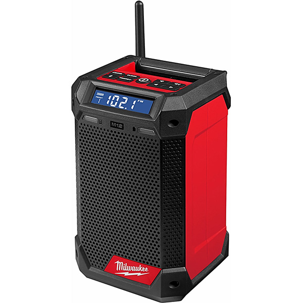 Milwaukee 2951-20 M12 Radio and Charger