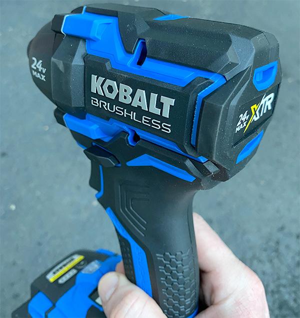 Kobalt 24V Max XTR Cordless Impact Driver in-Hand