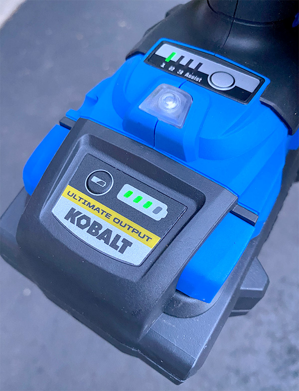 Kobalt 24V Max XTR Ultimate Output Battery