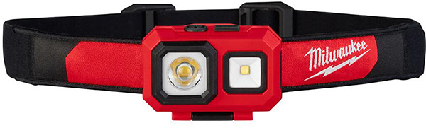 Milwaukee Tool AAA LED Headlamp