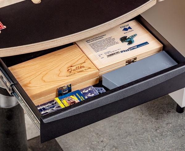 Woodpecker Pro Drill Press Table - Drawer
