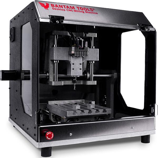 Bantam CNC Milling Machine