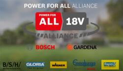Bosch 18V Cordless Power Tool Alliance Brands Hero