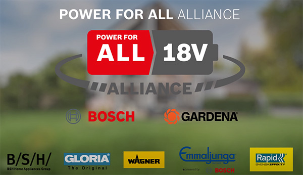 Bosch 18V Cordless Power Tool Alliance Brands Hero