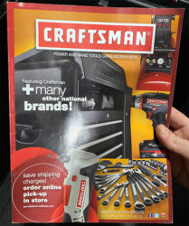 Craftsman 2011-2012 Tool Catalog