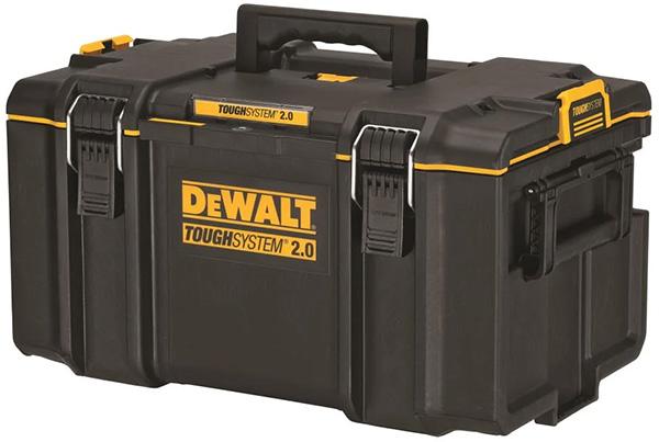 Dewalt ToughSystem 2 Tool Boxes 2020 Launch