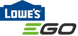 Lowes EGO Logos