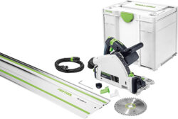 Festool TS 55 REQ Plunge Cutting Track Saw