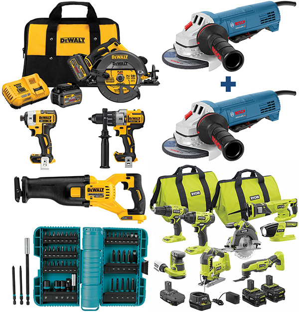 Home Depot Tool Deals of the Day