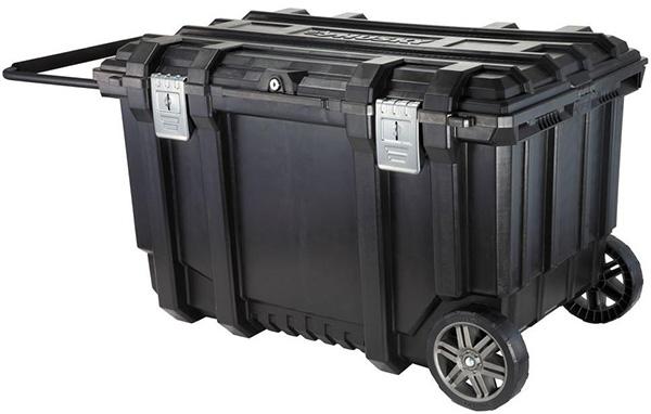 Husky Rolling Tool Box Utility Cart