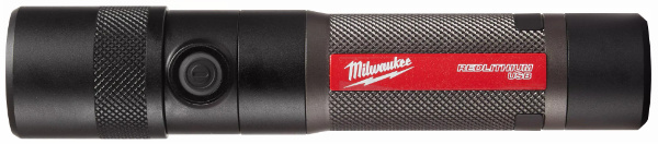 Milwaukee 2161-21 USB Rechargeable 1100L Twist Focus Flashlight