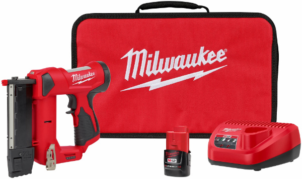Milwaukee 2540-21 Pin Nailer Kit