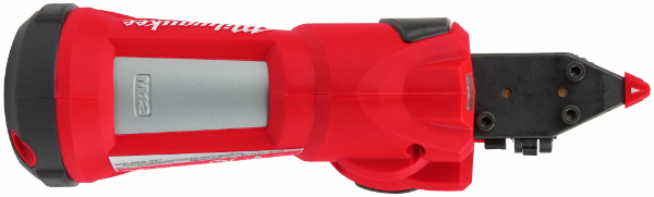 Milwaukee M12 23 Gauge Pin Nailer Front View