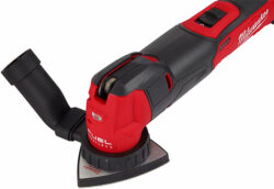 Milwaukee M12 Fuel 2526 Oscillating Multi-Tool with Sanding Pad