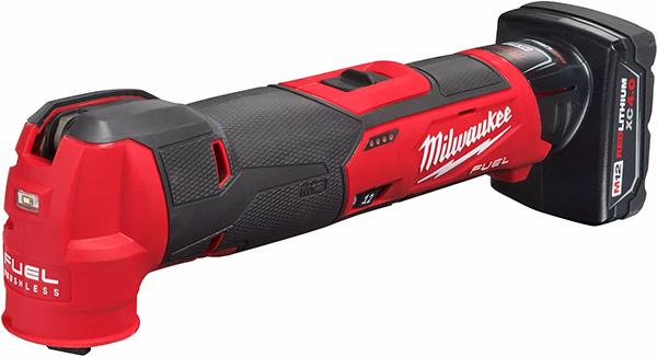 Milwaukee M12 Fuel 2526 Oscillating Multi-Tool