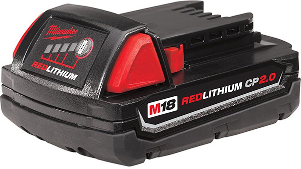 Milwaukee M18 2Ah Compact Battery