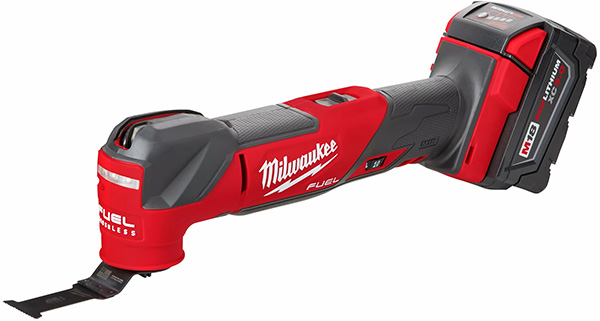 Milwaukee M18 Fuel Cordless Oscillating Multi-Tool
