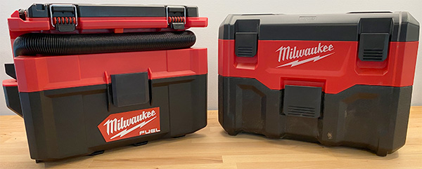 Milwaukee M18 Fuel Packout Vacuum 0970-20 vs 0880-20 Cordless Vac