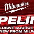 Milwaukee Pipeline NPS20 Banner