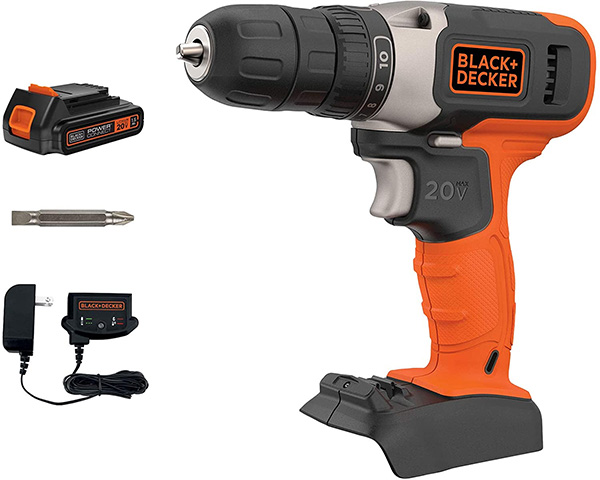 Beyond by Black & Decker Amazon Exclusive Tools Cordless Drill