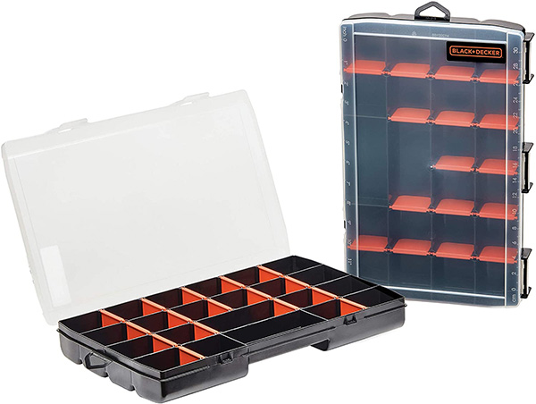 Beyond by Black & Decker Amazon Exclusive Tools Parts Organizer