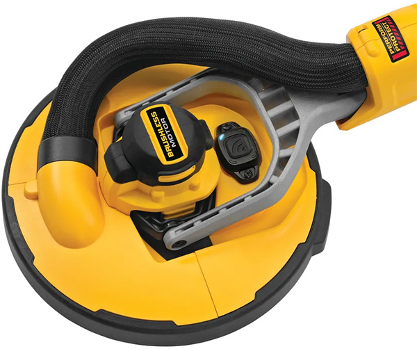 Dewalt Cordless Drywall Sander DCE800 Pivoting Head
