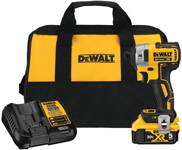 Dewalt DCF887P1 Cordless Impact Driver Deal