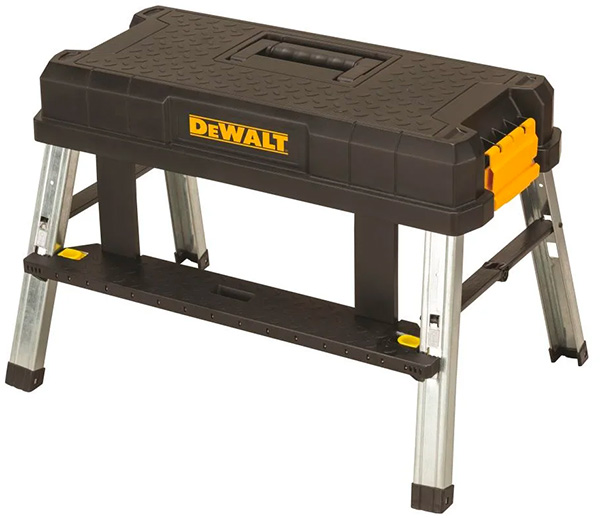 Dewalt Step Ladder Tool Box Bottom