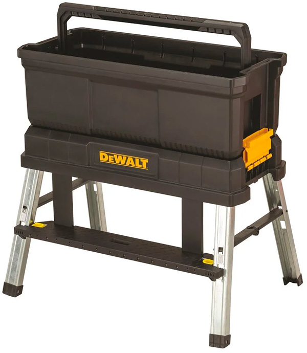 Dewalt Step Ladder Tool Box