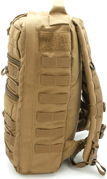 Maglite Tactical Backpack Side Tan