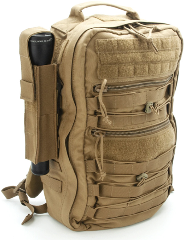 Maglite Tactical Backpack Tan