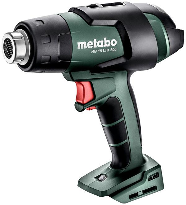 Metabo Cordless Heat Gun HG 18 LTX 500