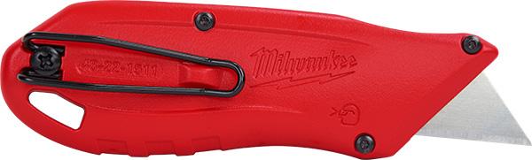 Milwaukee 48-22-1511 Compact Side Slide Utility Knife Pocket Clip