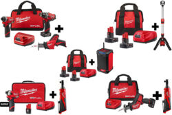 Milwaukee M12 Cordless Power Tool Giveaway