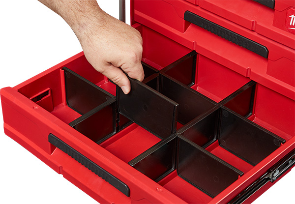 Milwaukee Packout Drawer Unit Dividers