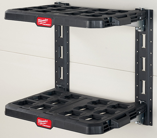 Milwaukee Packout Wall Mount Shelve Bare