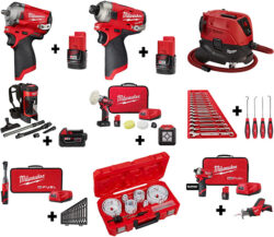 Milwaukee Tool Deals of the Day 9-24-2020
