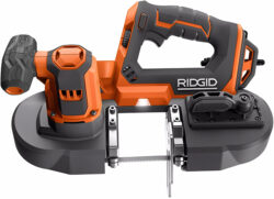 Ridgid Compact Cordless Band Saw