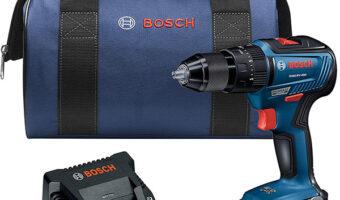 Bosch Brushless Hammer Drill GSB18V-490B12
