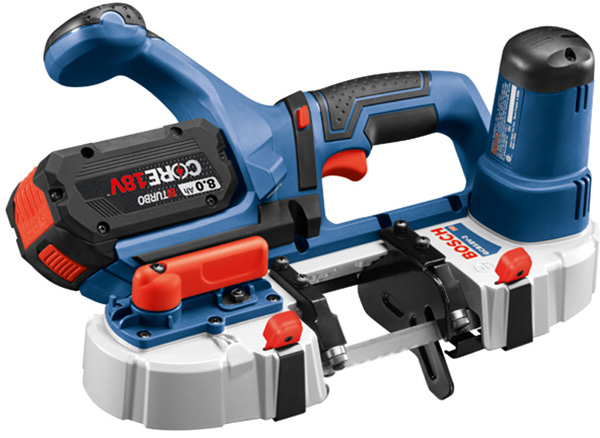 Bosch GCB18V-2N Compact Cordless Band Saw with 18V Battery