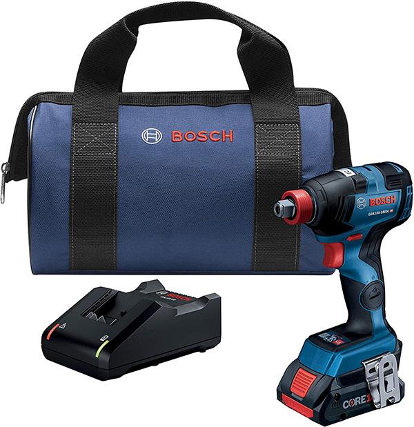 Bosch GDX18V-1800CB15 Cordless 18V Freak Impact Kit