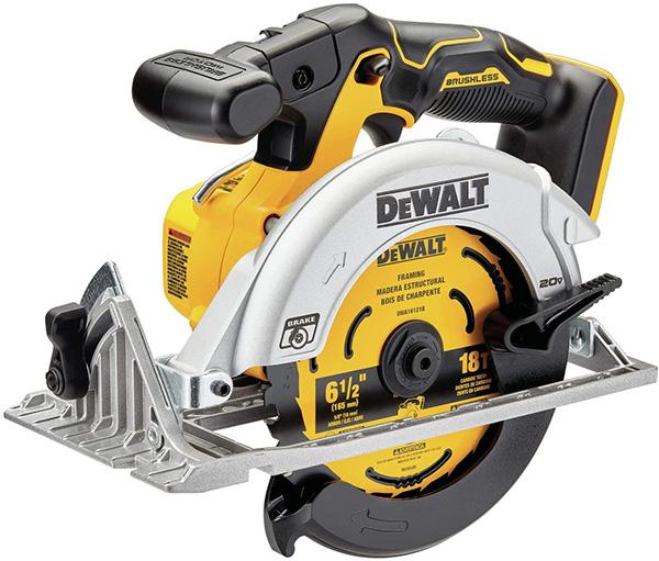 Dewalt DCS565B Brushless Circular Saw