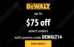 Dewalt Tools Flash Sale 10-14-2020